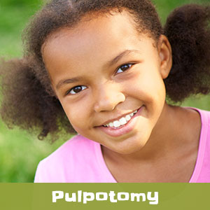 Pulpotomy in Modesto