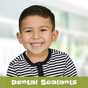 Modesto Dental Sealants
